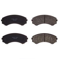 Колодки тормозные дисковые Double Force DFP3246