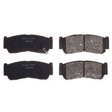 Колодки тормозные дисковые Double Force DFP3419