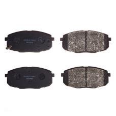 Колодки тормозные дисковые Double Force DFP3450
