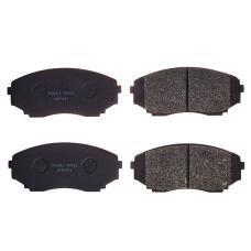 Колодки тормозные дисковые Double Force DFP3471