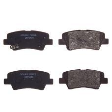 Колодки тормозные дисковые Double Force DFP3494
