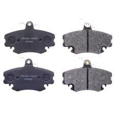 Колодки тормозные дисковые Double Force DFP400
