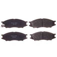 Колодки тормозные дисковые Double Force DFP7043
