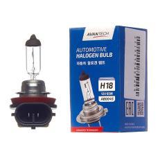 Лампа головного света Avantech H8 12V 35W, AB0042