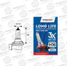 Лампа головного света Avantech H16 12V 19W, AB0044
