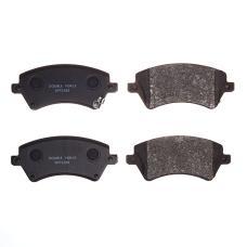 Колодки тормозные дисковые Double Force DFP3288