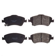 Колодки тормозные дисковые Double Force DFP3481