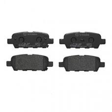 Дисковые тормозные колодки BREMBO P56046