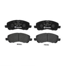 Дисковые тормозные колодки BREMBO P54030