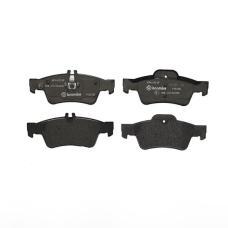 Дисковые тормозные колодки BREMBO P50052