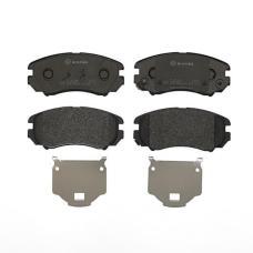 Дисковые тормозные колодки BREMBO P30018