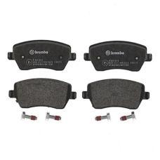 Дисковые тормозные колодки BREMBO P68033