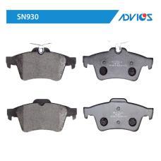 Дисковые тормозные колодки ADVICS SN930