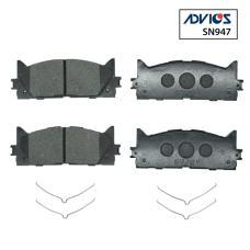 Дисковые тормозные колодки ADVICS SN947