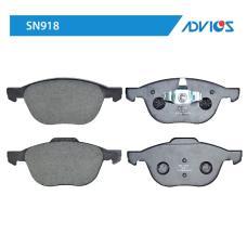 Дисковые тормозные колодки ADVICS SN918